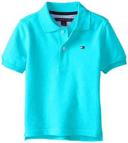 664080ffff3 Tommy Hilfiger Little Boys' Ivy Polo Shirt- Spring - mercapi.com