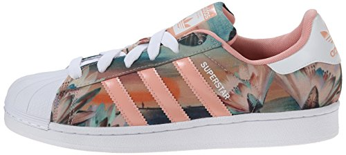 a9b5105ea6dc adidas Originals Women s Superstar W Casual Athletic Shoe - mercapi.com
